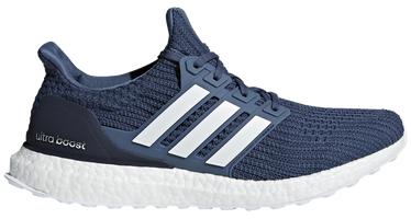 Adidas Men's Ultra Boost 4.0 - Tech Ink/Running White/Grey (CM8113)