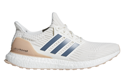 ba5072708db012 Adidas Men s Ultra Boost 4.0 - Running White Tech Ink Ash Pearl (CM8114