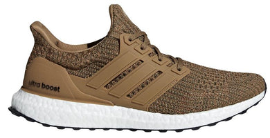 Adidas Men's Ultra Boost 4.0 - Raw Desert/Raw Desert/Base Green (CM8118)