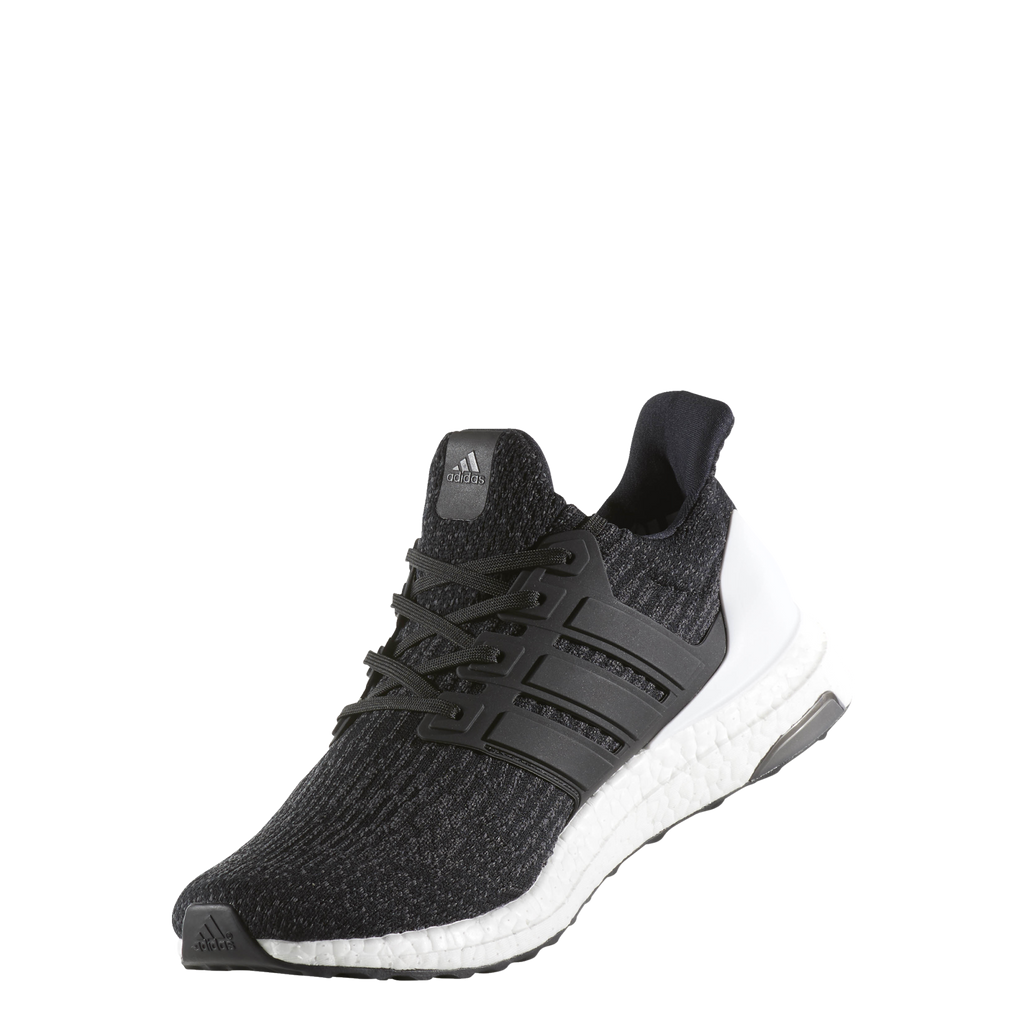 21fd95db7 Adidas Men s Ultra Boost Pride 3.0 - Core Black Utility Black Running –  Marathon Sports