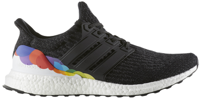 Adidas Men's Ultra Boost Pride 3.0 - Core Black/Utility Black/Running White (CP9632)