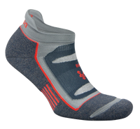 Balega Blister Resist No Show Running Socks - Legion Blue/Grey (8706-6388)