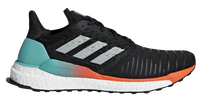 Adidas Men's Solarboost - Black/Grey/Hi-Res Aqua (CQ3168)