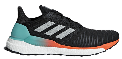 Adidas Men's Solar Boost - Black/Grey/Hi-Res Aqua (CQ3168)