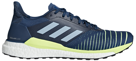 Adidas Men's Solar Glide - Legend Marine/Ash Grey/Hi-Res Yellow (D97436)