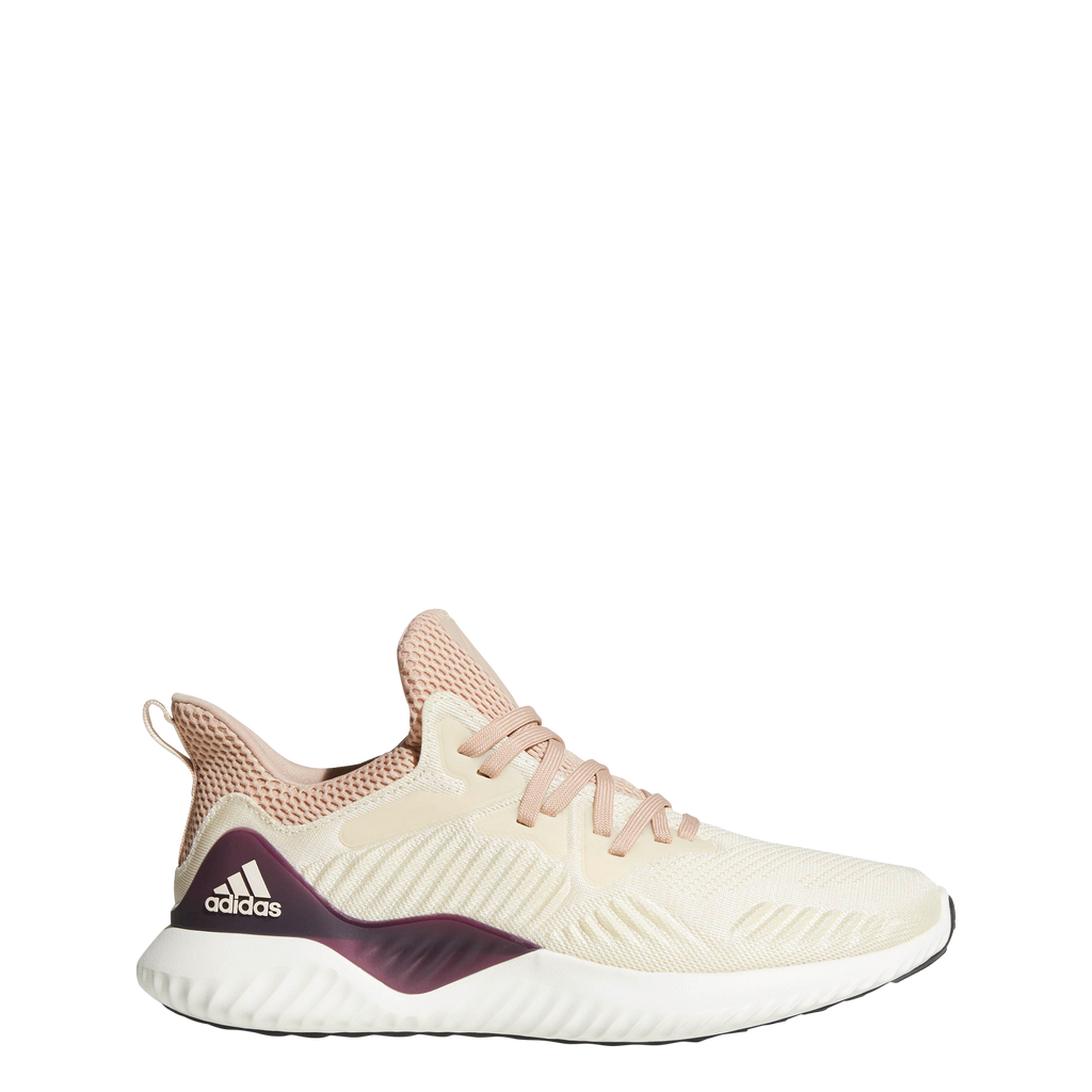 Adidas DB0206 Women AlphaBounce Beyond Running shoes pink white Sneakers