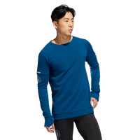 Adidas Men's Boston Marathon® 2019 B.A.A. Supernova Sweatshirt - Legend Marine (DX8726)