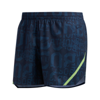 Adidas Men's Boston Marathon® 2019 Supernova Split Short - Legend Ink (DX8737)