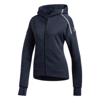 Adidas Women's Boston Marathon® 2019 B.A.A. Zone Hoodie Fast Release - Legend Ink (DX8753)