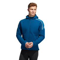 Adidas Men's Boston Marathon® 2019 B.A.A. Zone Jacket - Legend Marine (DX8762)