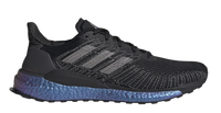 Adidas Men's Solarboost 19 - Core Black/Core Black/Solar Red (EG2363)