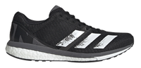 Adidas Men's Adizero Boston 8 - Core Black/Cloud White/Grey (EG7892)