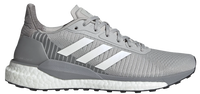 Adidas Women's Solar Glide ST 19 - Grey Two/Cloud White/Solar Orange (F34084)