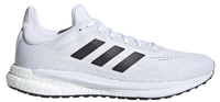 Adidas Men's Solar Glide 3 - Cloud White/Core Black/Signal Green (FU8998) Lateral Side