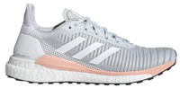 Adidas Women's Solar Glide 19 - Blue Tint/Cloud White/Glow Pink (G28033)