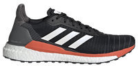 Adidas Men's Solar Glide 19 - Core Black/Cloud White/Solar Orange (G28062)