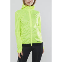 Craft Women's Lumen Wind Jacket - Shapes/Flumino (1907683-155851)