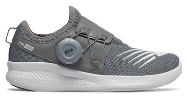 New Balance Boy's FuelCore Reveal - Grey/White (KJBKOGW)