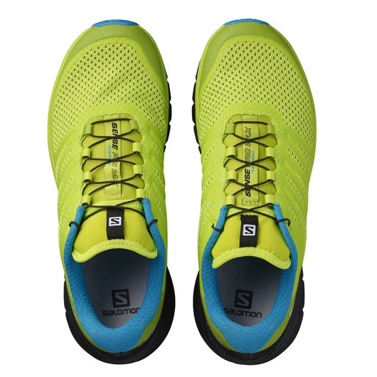 ed6a461d131a Salomon Men s Sense Pro Max - Lime Punch Black Hawaiian Ocean (L39203800)