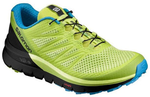 Salomon Men's Sense Pro Max - Lime Punch/Black/Hawaiian Ocean (L39203800)