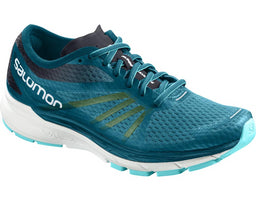 Salomon Women's Sonic RA Pro - Deep Lagoon/Night Sky/Blue Curacao (L40242600)