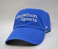 Marathon Sports 47 Brand Hat - Blue Raz