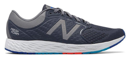 New Balance Men's Zante V4 - Steel/Thunder/Pacific (MZANTGG4 D)