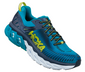 Hoka One One Men's Arahi 2 - Caribbean Sea/Dress Blue (1019275-CSDB)