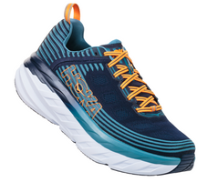 Hoka One One Men's Bondi 6 - Black Iris/Storm Blue (1019269-BISB)
