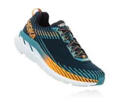 Hoka One One Men's Clifton 5 - Black Iris/Storm Blue (1093755-BISB)