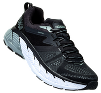 Hoka One One Men's Gaviota 2 - Black/Wrought Iron (1099629-BWIN)