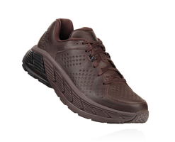 Hoka One One Men's Gaviota LTR Wide (2E) - Demitasse/Black (1093649-DSBC)