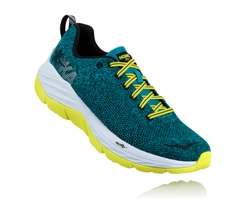 Hoka One One Men's Mach - Caribbean Sea/Black (1019279-CSBLC)
