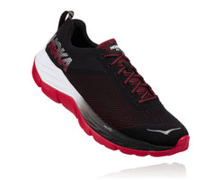 Hoka One One Men's Mach - Black/White (1019279-BWHT)