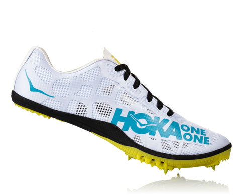 Hoka One One Men's Rocket MD - Black/Cyan (1013925-BCYN)