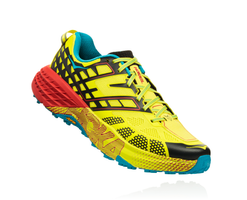 Hoka One One Speedgoat 2 - Black/Evening Primrose (1016795-BEPR)