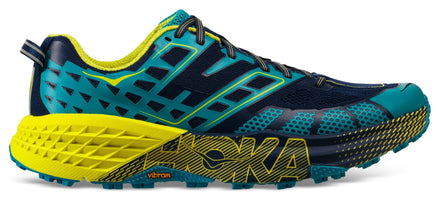 Hoka One One Men's Speedgoat 2 - Caribbean Sea/Blue Depths (1016795-CSBD)
