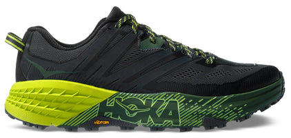 Hoka One One Men's Speedgoat 3 - Ebony/Black (1099733-EBLC)