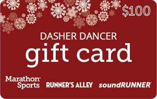 2018 Dasher Dancer Gift Card Promotion -- Get a $25 Promo card with the Purchase of $100 Gift Card