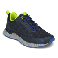 The North Face Men's Endurus TR - Urban Navy/Dayglo Yellow (NF0A2VUT4CV)
