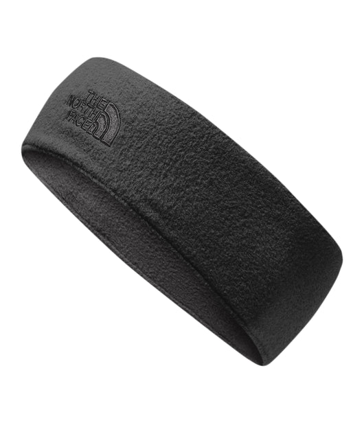 The North Face Standard Issue Earband - Black/Asphalt Grey (NF0A3FI8KT0)