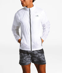 The North Face Men's Better Than Naked Jacket - White (NF0A3UXJFN4)