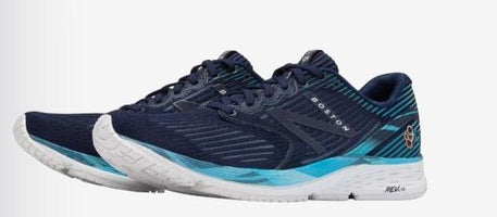 New Balance Men's 2018 Boston Edition 890 V6 - Navy (M890BO6 D)