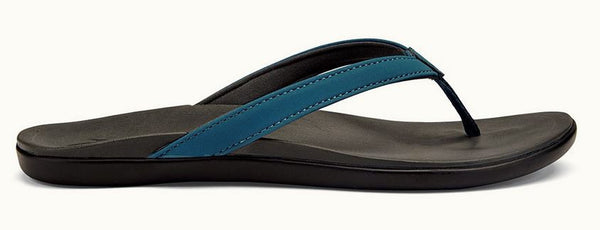 OluKai Women's Ho'opio - Oceans/Dark Shadow (20294-0C6C)