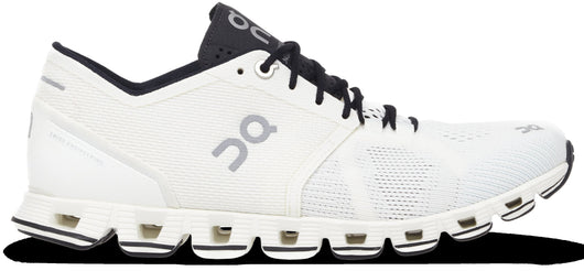 On Running Men's Cloud X - White/Black (20.0006)