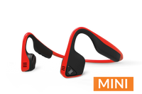 AfterShokz Titanium Mini - Red (AS600R-MINI)