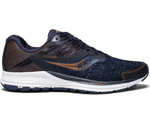 Saucony Women's Ride 10 - Navy/Denim/Copper (S10373-30)