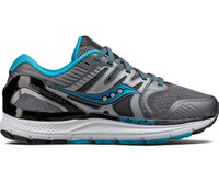 Saucony Women's Redeemer ISO 2 - Grey/Black/Blue (S10381-1)