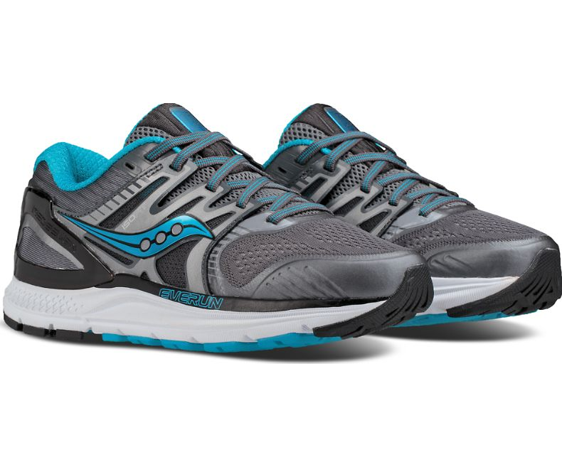 black saucony women's
