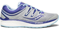 Saucony Women's Hurricane ISO 4 - Grey/Blue/Purple (S10411-1)